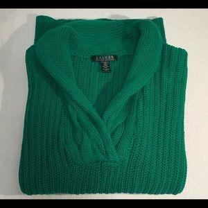 Oversized Ralph Lauren sweater
